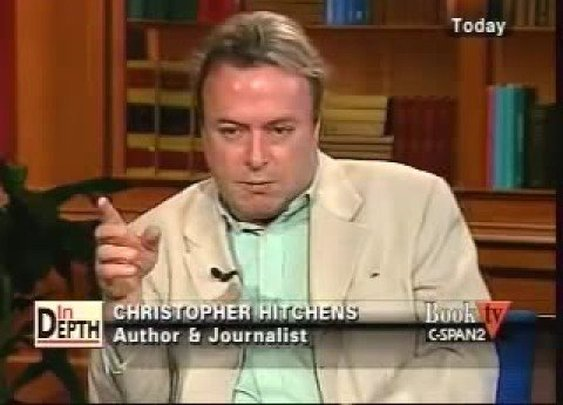 Christopher Hitchens on Billy Graham, Scientology and religious hypocrisy - YouTube