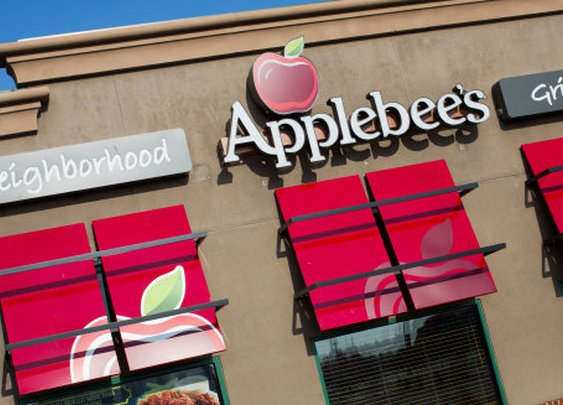 Welcome to Applebee's. My Name Is Tablet. May I Take Your Order?