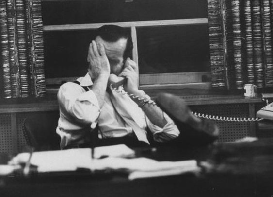 How to Deal with a Job You Don't Like | The Art of Manliness