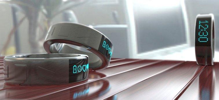 Smarty Ring: One Finger To Rule Them All