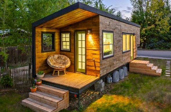 10 Sustainable Houses That Will Make You Crave A Simpler Life - StumbleUpon