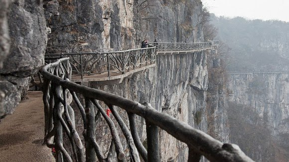 11 Spectacular Cliff Paths