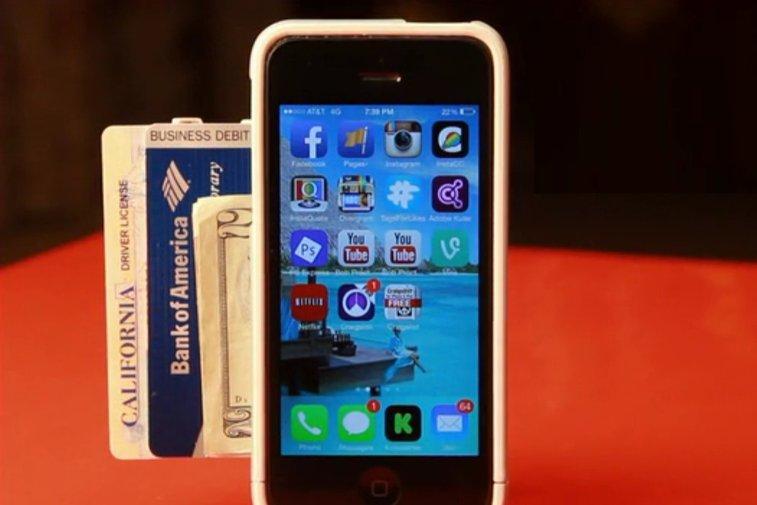 PUSH iPhone Wallet - BonjourLife