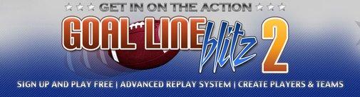 Goal Line Blitz 2 - Beta