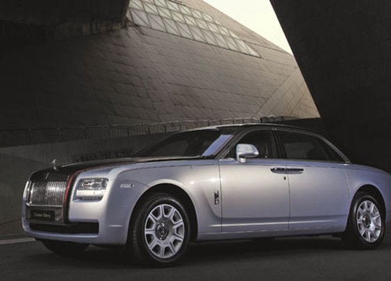 Official: Rolls-Royce Canton Glory Ghost for China