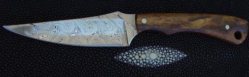 Pegasus Knives Custom Neck Knife