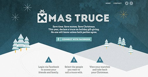 Welcome to Xmas Truce