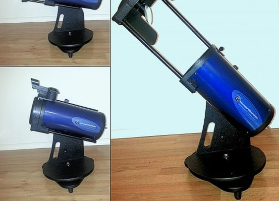 Review: Astronomers Without Borders' OneSky starter telescope