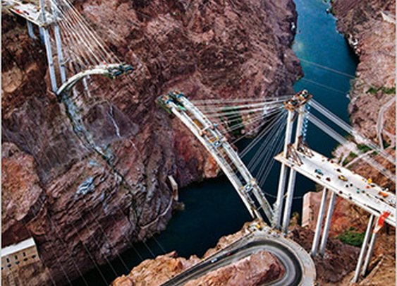 Colorado River Bridge- An Engineering and Construction Marvel