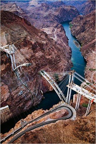 Colorado River Bridge- An Engineering and Construction Marvel