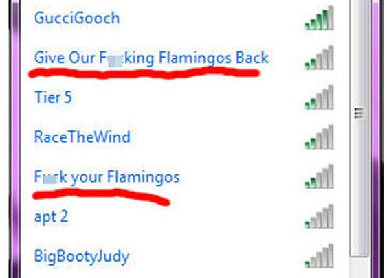 """""""We can hear you having sex"""" Top 20 Funniest Wifi names 【ツ】"""