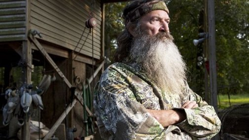 Duck Dynasty ditches Barbara Walters