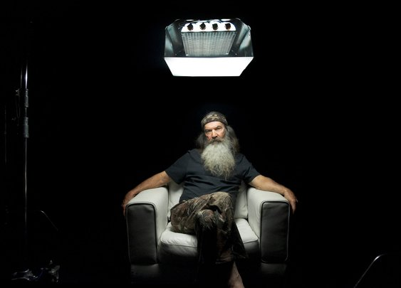 Duck Dynasty Interview - I am Second