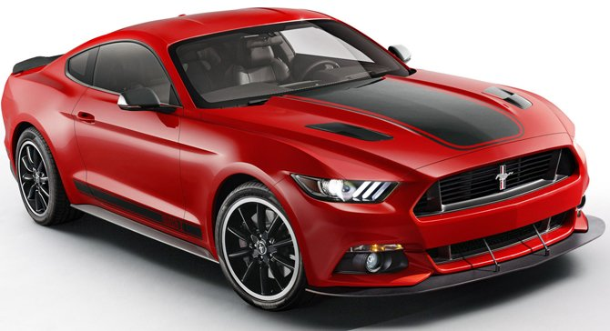 The 2015 Ford Mustang Mach 1 is One BAD Mach!