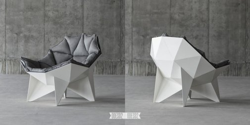 The Q1 Geometric Chair: Perfect for Math Lovers