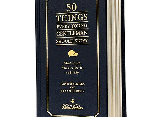 Brooks Brothers 50 Things