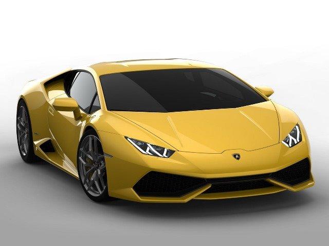 Huracan is New Lamborghini Gallardo Successor Not Cabrera