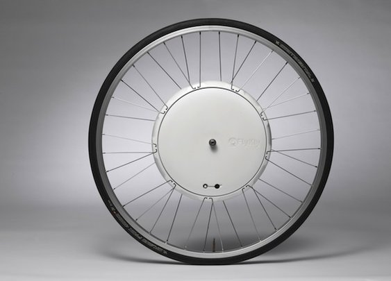 Smart Wheel | FlyKly