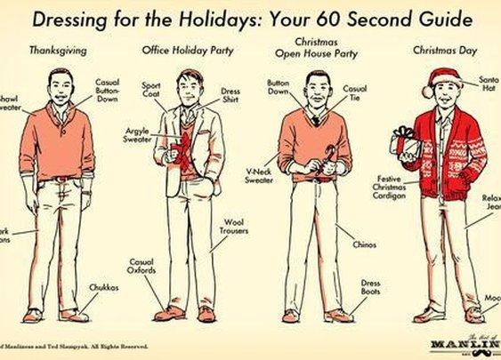 Holiday Guide   Dapper Dudes