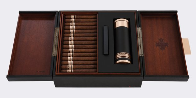 Jay Z Partners With Cohiba to Create Comador Cigar