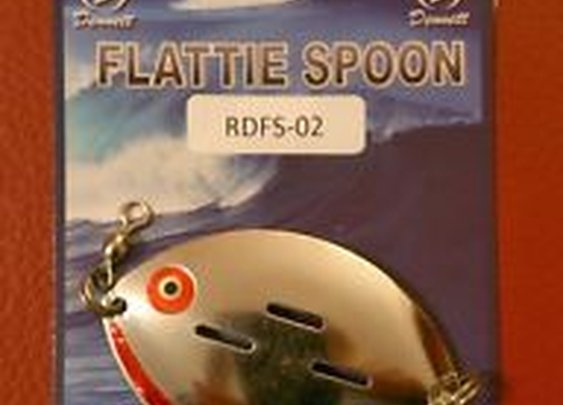 Flattie Spoon Sea Fishing Rig | eBay
