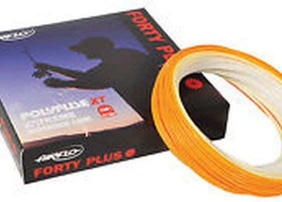 AIRFLO FORTY PLUS EXTREME Weight Forward Fly Fishing Line Ivory/Sunrise | eBay