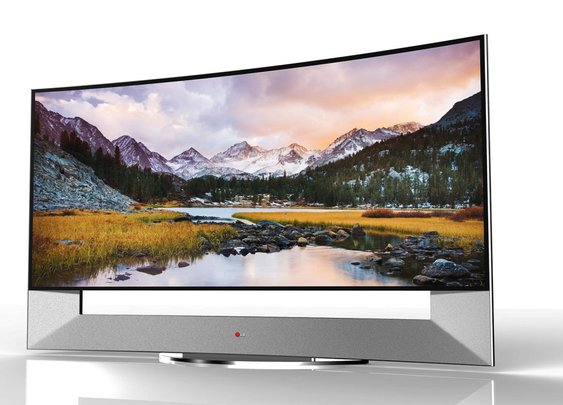 LG 105-Inch Curved UltraHD TV: A Case Of The Bends