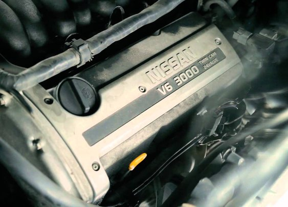 """Luxury Defined"" - The 1996 Maxima GLE Sport Sedan - YouTube"