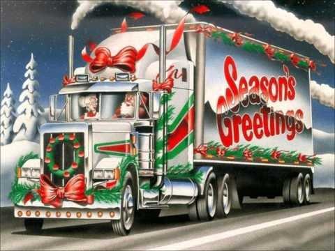 Santa's Got A Semi
