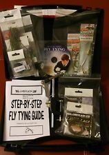 Lureflash Fly Tying Starter Kit | eBay