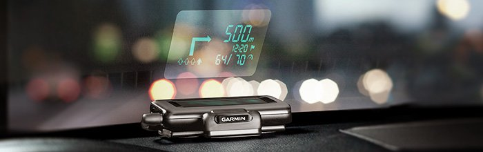 HUD (Head-Up Display) | Garmin