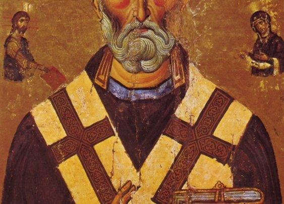 Badass  - Saint Nicholas