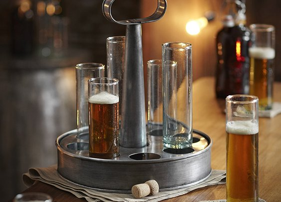 Kanz Beer Tray