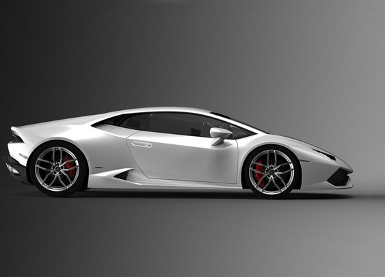 The Extremely Sexy Huracán LP 610-4
