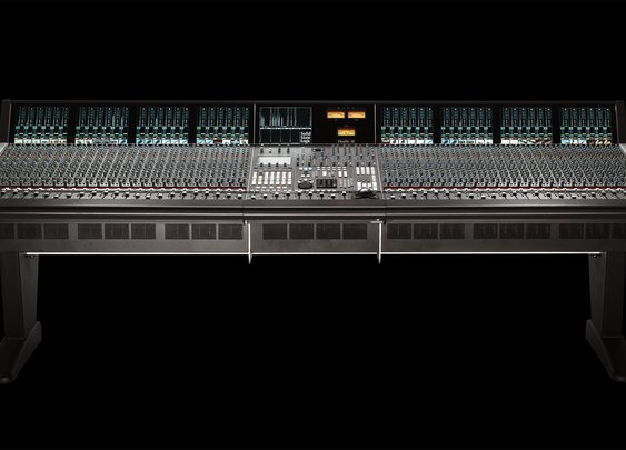 Solid State Logic Mixing Boards