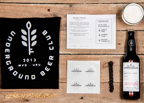 Underground Beer Club | The Coolector