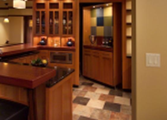 Secret Room Behind Display Case Door | StashVault