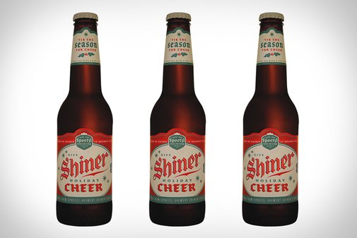 Shiner Beer Christmas Cheer | The Coolector