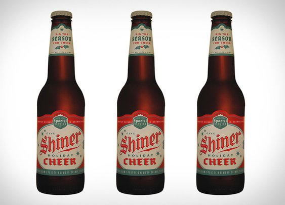 Shiner Holiday Cheer