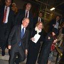 Major Bloomberg, Midnight Mass St.Patricks Cathedral, NYC