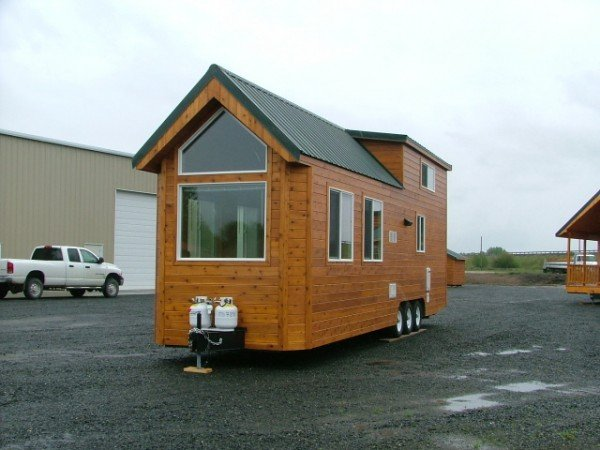 Tiny House Blog , Archive  Portable Cabins by Rich