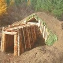 DIY Earth Sheltered Dwelling For Long Term Survival - SHTF Preparedness