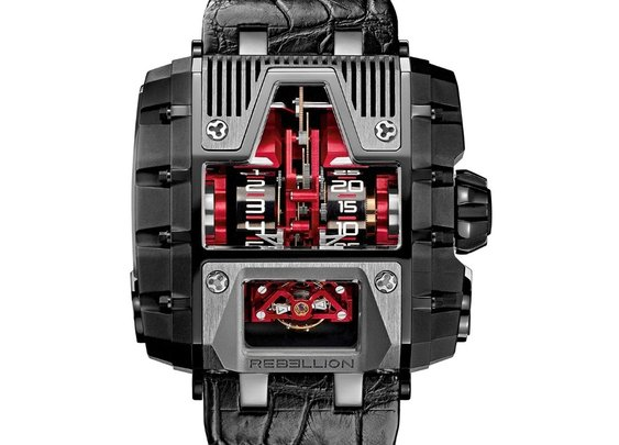 Rebellion T-1000 Gotham Watch - BonjourLife