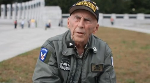 WWII Vet's Blunt Message: 90% of Congress are Traitors to Our Country | Independent Journal Review