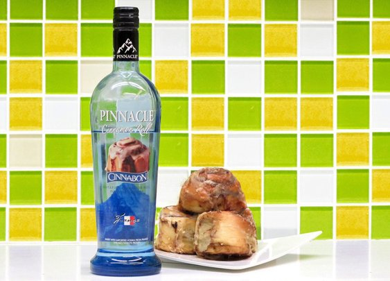 They Put Cinnabon Rolls In Vodka