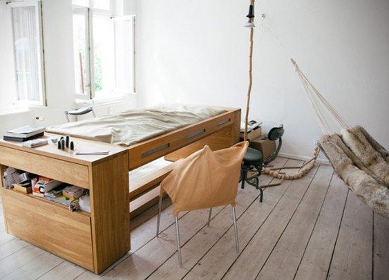 The Workbed Desk