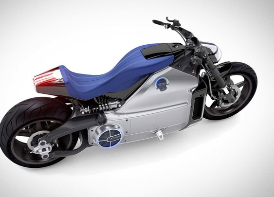 This Electric Motorcycle Will Eat A Prius For Breakfast