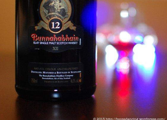 Whisky Review – Bunnahabhain 12