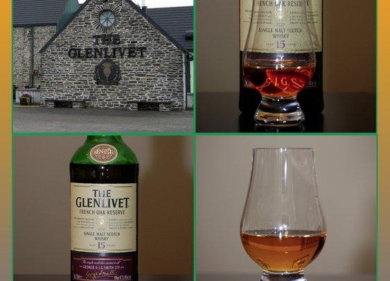 Whisky Review – The Glenlivet 15 French Oak Reserve