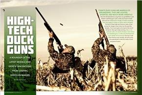 High-Tech Duck Guns